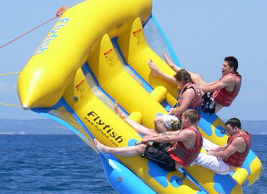Water sports in palmanova and magaluf ca's saboners beach aparthotel